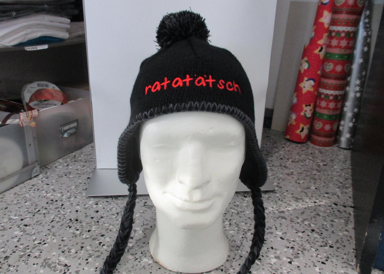 Stickerei Mütze